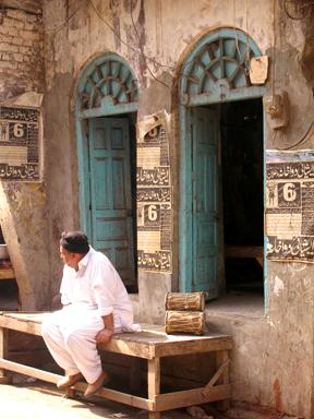 Pakistan hira Mandi indiske homofile s