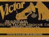 Gramophone Plaque