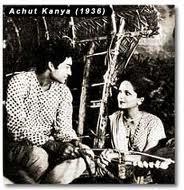 Devika Rani and Ashok Kumar, Achhut Kanya, 1936