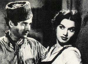 Sun sun sun zalima, Aar Paar, 1954, music O. P. Nayyar